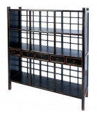 Tall Chinese Display Cabinet